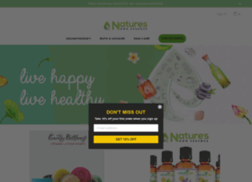 naturesownessence.com