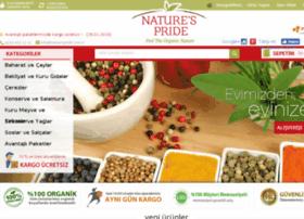 naturespride.com.tr