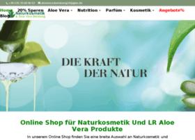 naturkosmetik-lr.de
