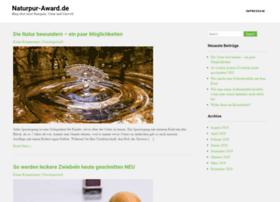 naturpur-award.de