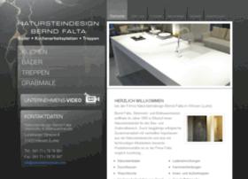 natursteindesign-berndfalta.de