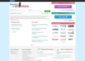 naukriforwomen.com