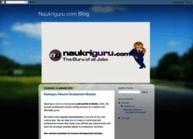 naukrigurung.blogspot.in