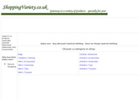 nautical-clothing.shoppingvariety.co.uk