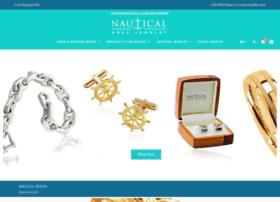 nauticalgoldjewelry.com