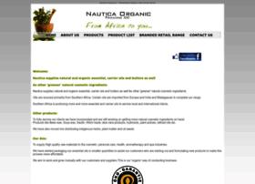 nauticaorganics.com