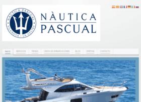 nauticapascual.es