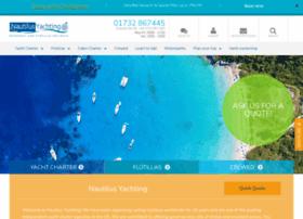 nautilus-yachting.com