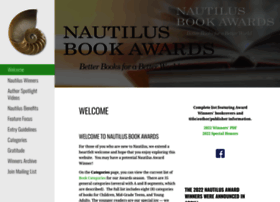 nautilusbookawards.com
