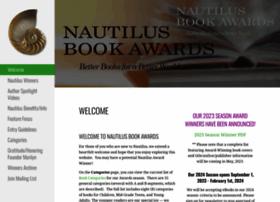 nautilusbookawards.com