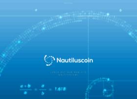 nautiluscoin.com