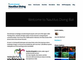 nautilusdivingbali.com