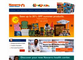 navarro.com