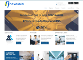 navasola.com
