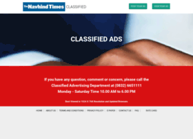 navhindclassifieds.com