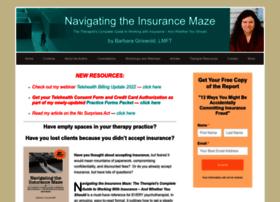 navigatingtheinsurancemaze.com