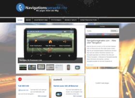 navigationsgeraete.com