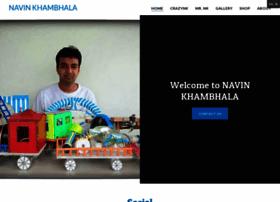 navinkhambhala.com