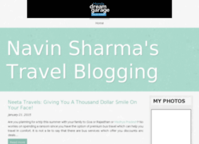 navinsharmatravelblogging.bravesites.com