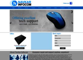 navkarinfocom.com
