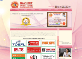 navneet-institute.com