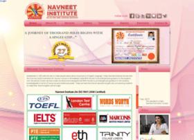 navneet-institute.com