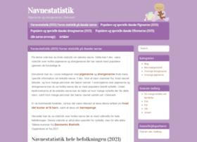 navnestatistik.dk