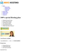 navohosting.com