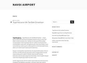 navoi-airport.com