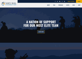 navysealfoundation.org