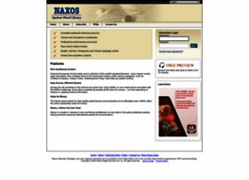 naxosspokenwordlibrary.com