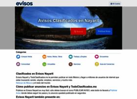 nayarit.evisos.com.mx