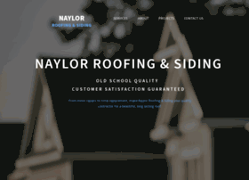 naylorroofing.com