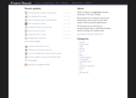 nayuki.eigenstate.org