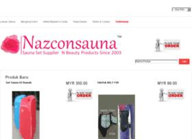 nazconsauna.com