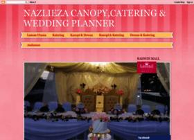 nazliezacanopycateringweddingplanner.blogspot.com