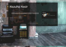 nazuha-nasir.blogspot.com