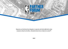 nba-partner-forum.splashthat.com