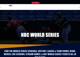 nbcbaseball.com