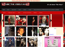 nbcthevoicefan.com