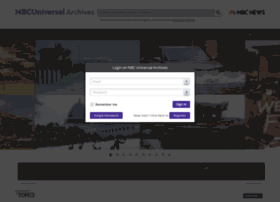nbcuniversalarchives.com