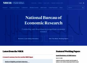 nber.org