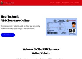 nbiclearance.com