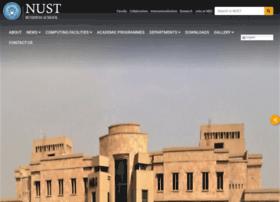 Nbs.nust.edu.pk
