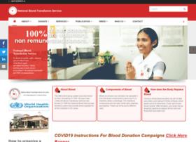 nbts.health.gov.lk