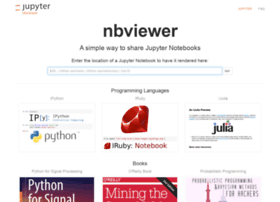 nbviewer.jupyter.org