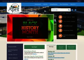 nc-apex.civicplus.com