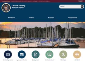 nc-lincolncounty.civicplus.com