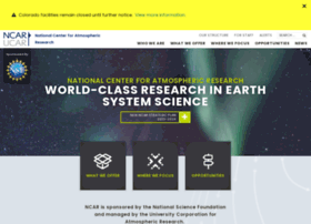 ncar.ucar.edu