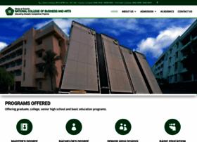 ncba.edu.ph